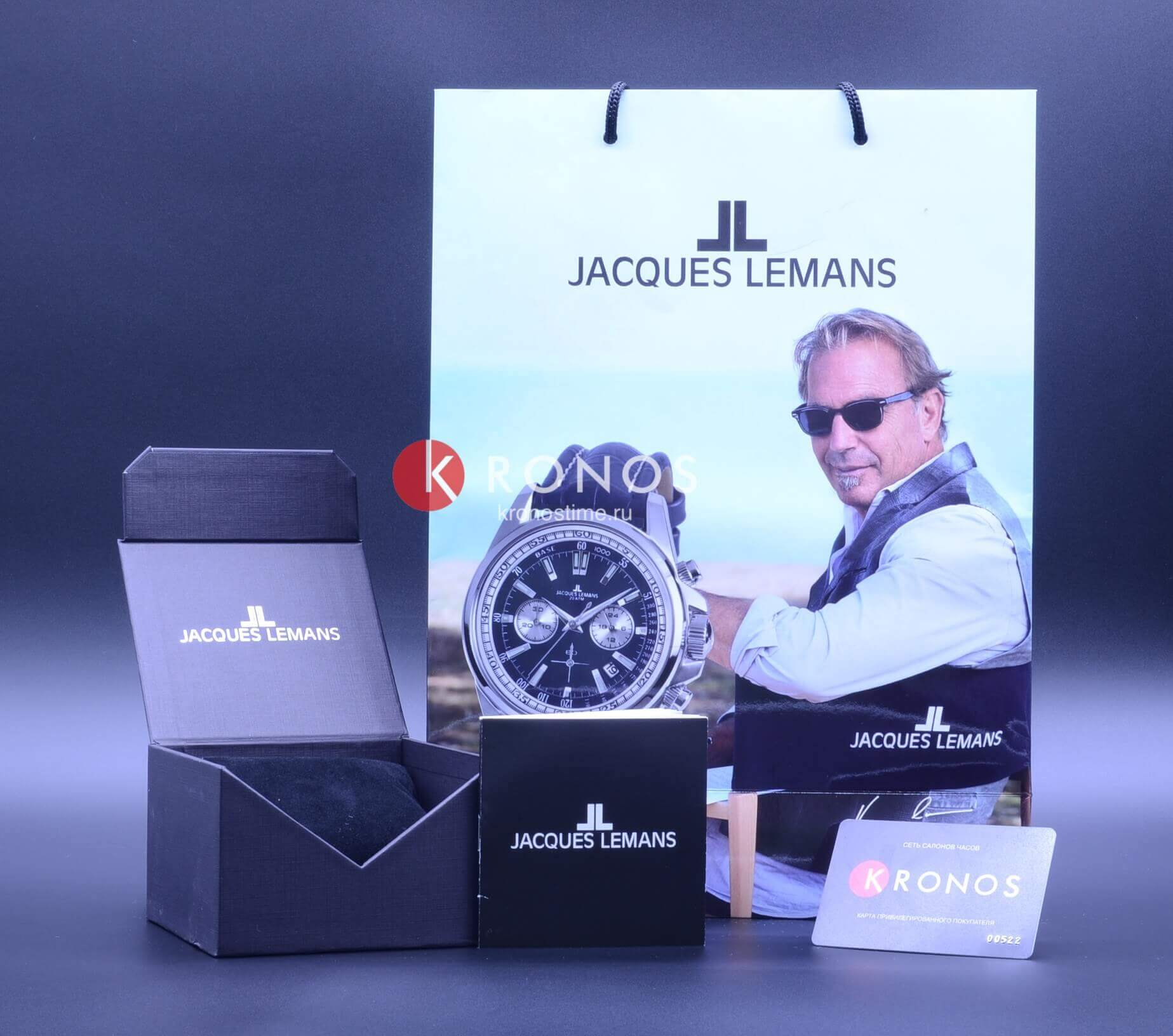 Часы Jacques Lemans 1-1645L